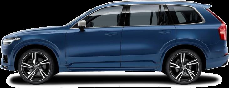 מודרניסטית וולוו XC90 2019 היברידי, אוט', 7 מק', Inscription ,4x4 מפרט טכני GT-55
