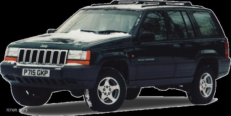 מעולה ג'יפ גרנד צ'רוקי יד שנייה (1995,1996,1997) - אוטו VD-64