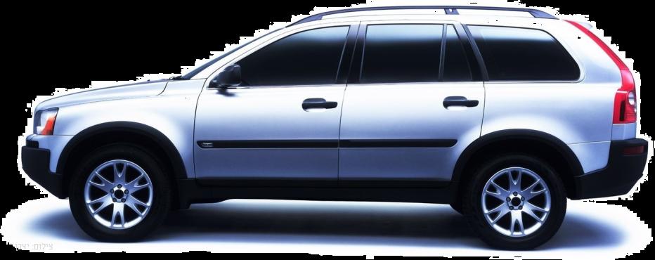 מדהים וולוו XC90 יד שנייה (2002,2003,2004,2005) - אוטו LM-94