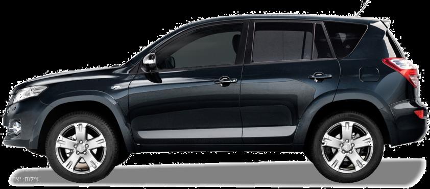 רק החוצה טויוטה RAV4 יד שנייה (2009,2010,2011,2012,2013) - אוטו NX-43