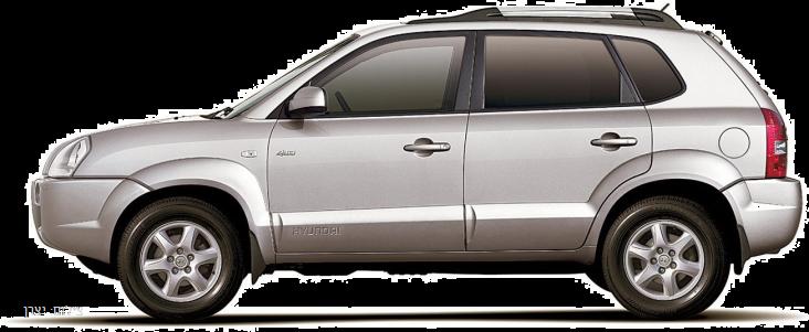 מקורי יונדאי טוסון (2004-2010) 4X4 2.7V6 אוט' Arizona מפרט טכני - אוטו UE-14