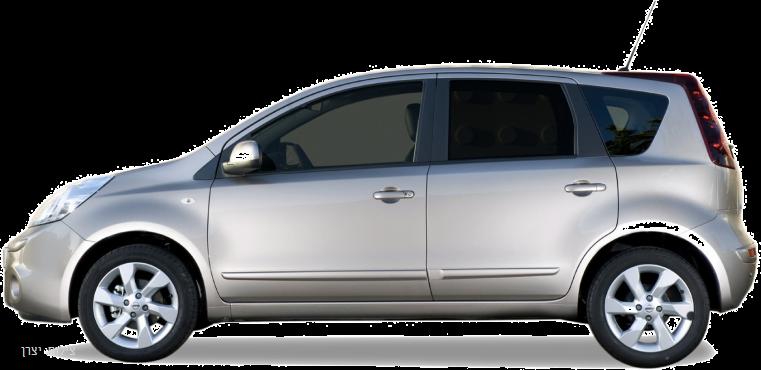מתקדם ניסאן נוט יד שנייה (2005,2006,2007,2008,2009,2010,2011) - אוטו HA-18