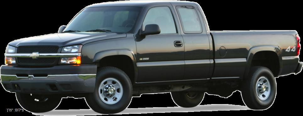 מדהים שברולט סילברדו יד שנייה (2001,2002,2003,2004,2005,2006,2007) - אוטו CR-66