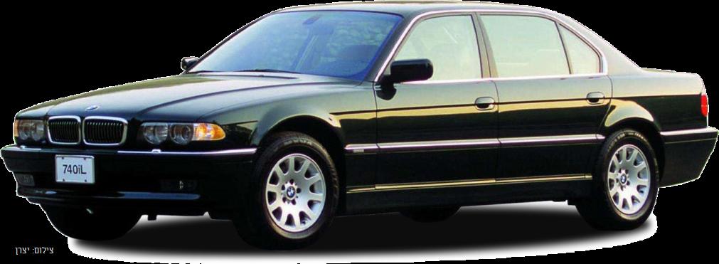 למעלה ב.מ.וו סדרה 7 יד שנייה (1995,1996,1997,1998,1999,2000,2001,2002 HO-91