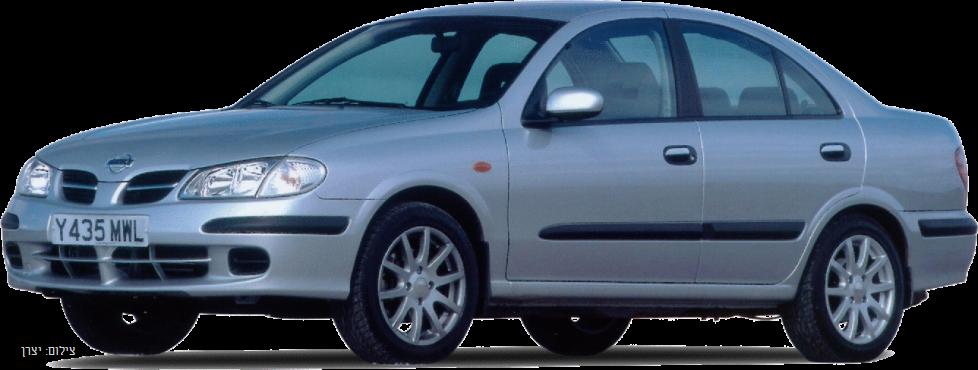 משהו רציני ניסאן אלמרה יד שנייה (2001,2002,2003,2004,2005,2006) - אוטו UJ-19