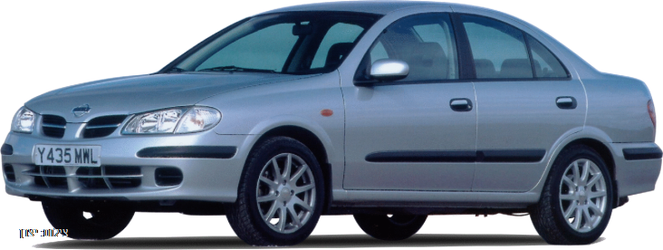 האופנה האופנתית ניסאן אלמרה (2001-2006) צריכת דלק - אוטו KO-52