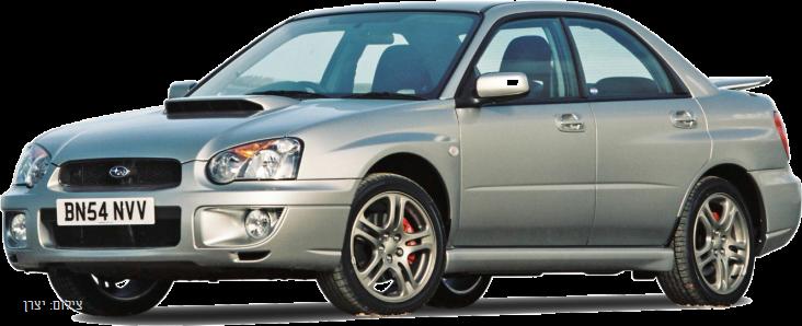 מדהים סובארו אימפרזה (2001-2006) מחיר מחירון - אוטו AN-59