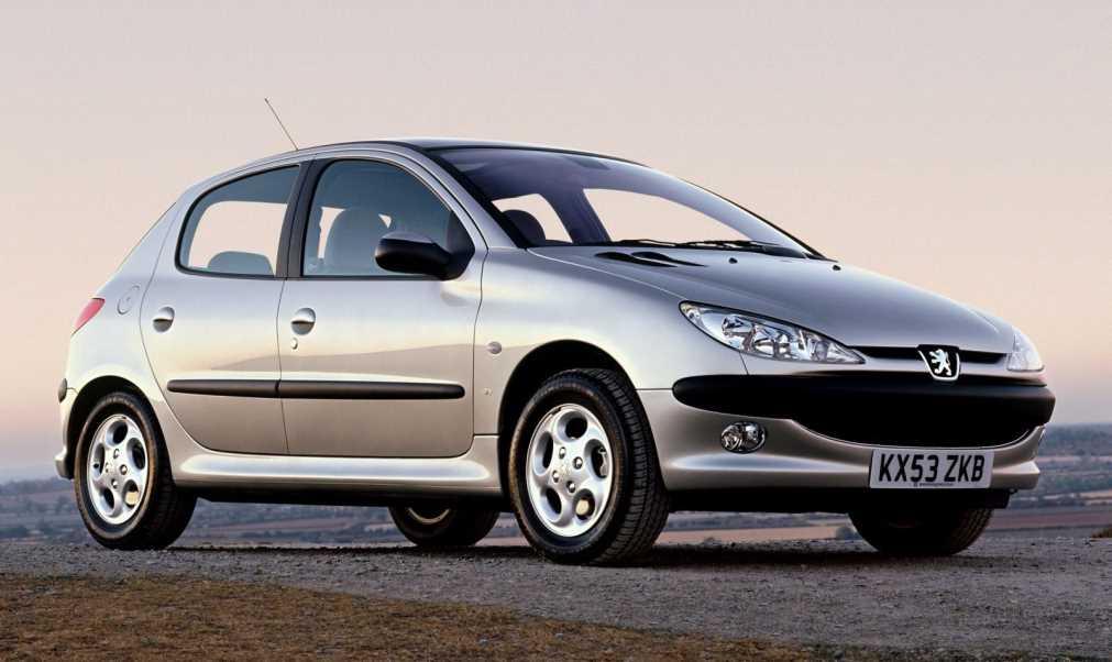 מעולה פיג'ו 206 יד שנייה (1998,1999,2000,2001,2002,2003,2004,2005,2006 GT-75